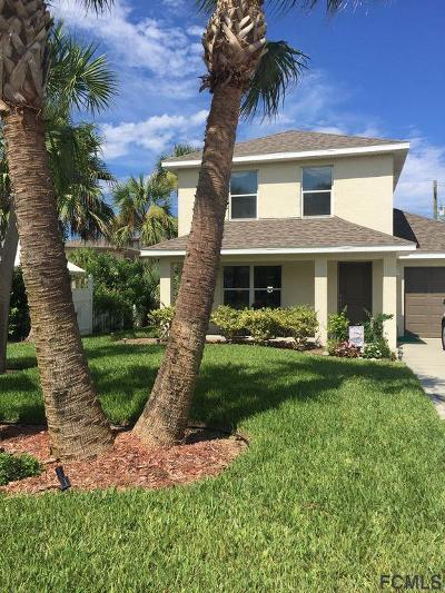 Flagler Beach Single Family Home For Sale: 1335 S Central Ave
