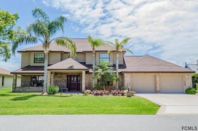 Palm Coast Single Family Home For Sale: 15 Colony Court