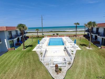 Flagler Beach Condo/Townhouse For Sale: 3700 S Ocean Shore Blvd #30