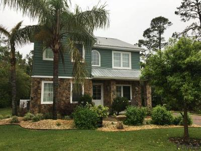 Flagler Beach Single Family Home For Sale: 502 Emerald Dr