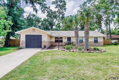 Ormond Beach Single Family Home For Sale: 1118 Indigo Rd