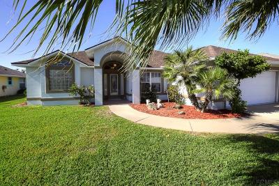Ormond By The Sea Single Family Home For Sale: 111 Barrier Isle