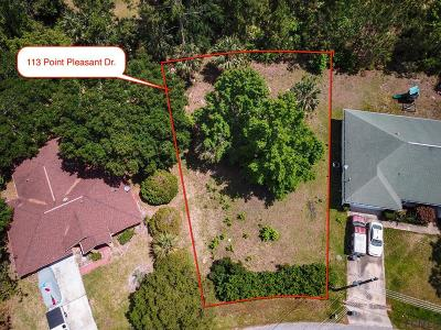 Pine Grove Residential Lots & Land For Sale: 113 Point Pleasant Drive