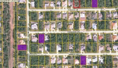 Palm Harbor Residential Lots & Land For Sale: 50 Fenwood Ln