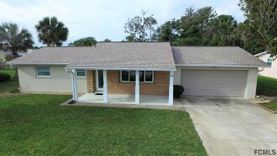 Ormond Beach Single Family Home For Sale: 40 Longfellow Circle