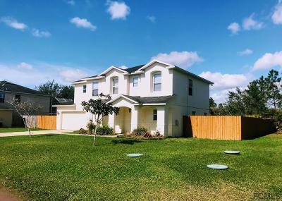 Matanzas Woods Single Family Home For Sale: 15 Louvet Lane