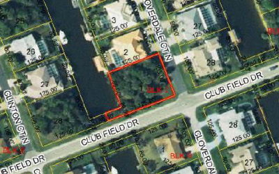 Palm Harbor Residential Lots & Land For Sale: 1 N Cloverdale Ct N