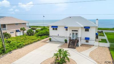 Flagler Beach Single Family Home For Sale: 2716 S Ocean Shore Blvd