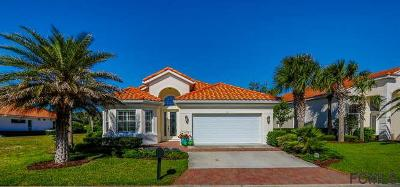 Palm Coast Single Family Home For Sale: 12 La Costa Place