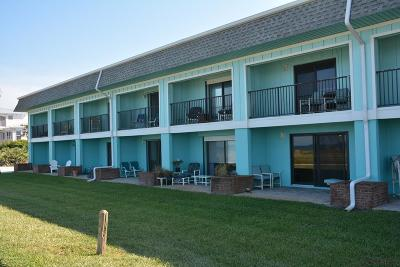 Flagler Beach Condo/Townhouse For Sale: 1770 N Central Ave #6