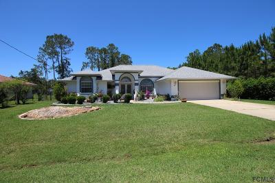 Indian Trails Single Family Home For Sale: 11 Barley Ln