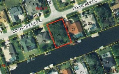 Palm Harbor Residential Lots & Land For Sale: 137 N Coral Reef Ct N
