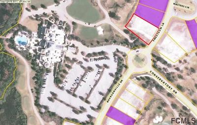 Conservatory At Hammock Beach Residential Lots & Land For Sale: 446 Sweetgum Lane
