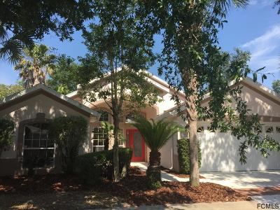Palm Coast Single Family Home For Sale: 27 St Andrews Court