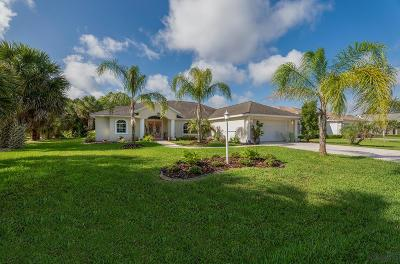 Palm Coast Single Family Home For Sale: 2 Cadillac Pl