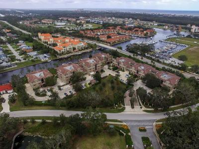 Palm Coast Condo/Townhouse For Sale: 110 Club House Dr #202