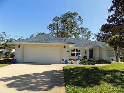 Palm Harbor Single Family Home For Sale: 23 Foxhall Ln