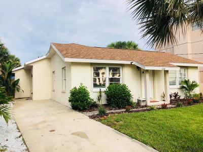 Flagler Beach Single Family Home For Sale: 1339 Central Ave N