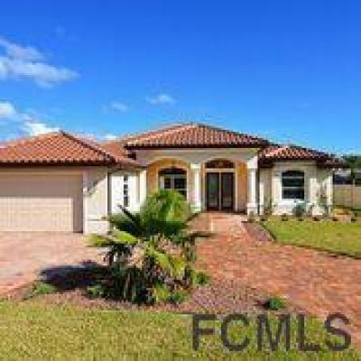 Palm Coast Single Family Home For Sale: 51 Collingwood Lane