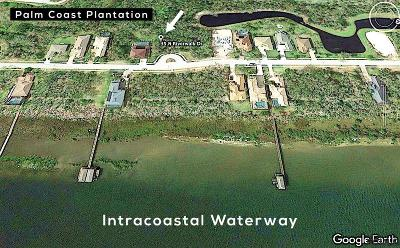 Palm Coast Plantation Residential Lots & Land For Sale: 35 Riverwalk Dr N