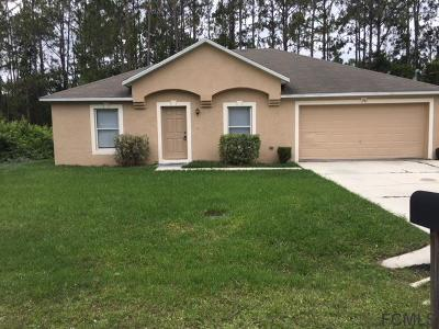 Palm Coast Single Family Home For Sale: 50 Pinelynn Dr