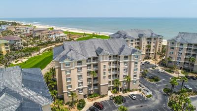 Palm Coast Condo/Townhouse For Sale: 400 Cinnamon Beach Way #344