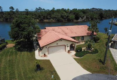 Palm Coast FL Single Family Home For Sale: $599,000