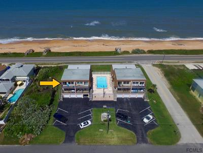Flagler Beach Condo/Townhouse For Sale: 2670 S S Ocean Shore Blvd #201