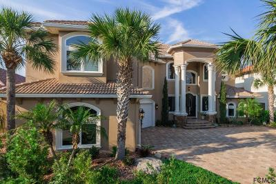Beverly Beach, Flagler Beach, Palm Coast Single Family Home For Sale: 62 N Waterview Dr
