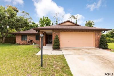 Palm Coast Single Family Home For Sale: 5 Blake Court