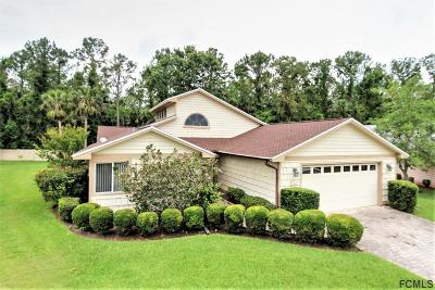 Ormond Beach Single Family Home For Sale: 28 Treetop Circle