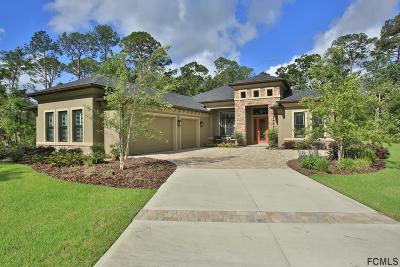 Palm Coast Single Family Home For Sale: 13 Bluejack Court