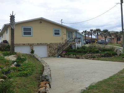 Flagler Beach Single Family Home For Sale: 3391 N Ocean Shore Blvd