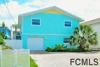 Flagler Beach Single Family Home For Sale: 2257 S Central Ave