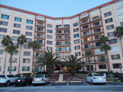 Flagler Beach Condo/Townhouse For Sale: 3600 S Ocean Shore Blvd #320