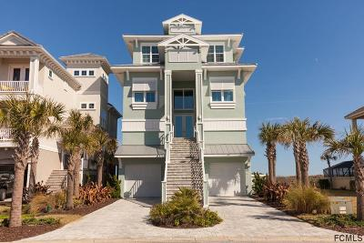Beverly Beach, Flagler Beach, Palm Coast Single Family Home For Sale: 504 Cinnamon Beach Ln