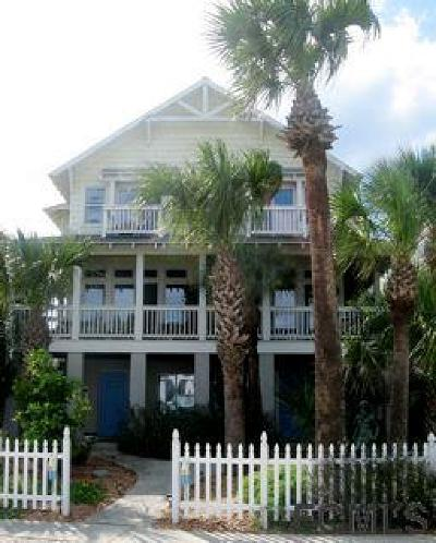 Flagler Beach Condo/Townhouse For Sale: 606 Central Ave S #606