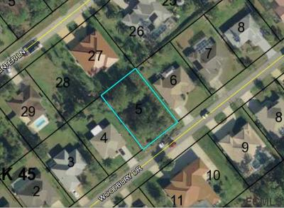 Pine Lakes Residential Lots & Land For Sale: 63 Woodbury Drive
