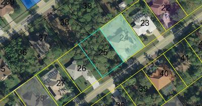 Indian Trails Residential Lots & Land For Sale: 13 Barkley Ln