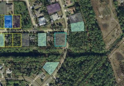 Seminole Woods Residential Lots & Land For Sale: 1 Seaman Trail E