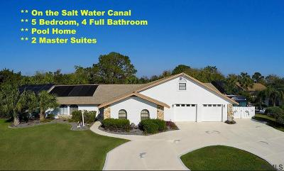 Palm Harbor Single Family Home For Sale: 5 Colorado Drive