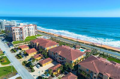 Flagler Beach Condo/Townhouse For Sale: 3651 Central Ave S #103
