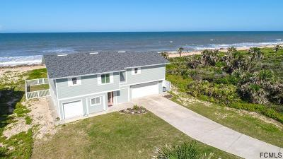 Palm Coast Single Family Home For Sale: 7077 N Ocean Shore Blvd
