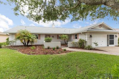 Palm Coast Single Family Home For Sale: 5 Claymont Ct S