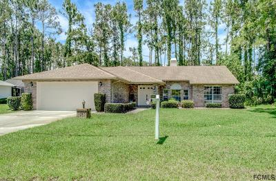 Palm Coast Single Family Home For Sale: 37 Wynnfield Drive