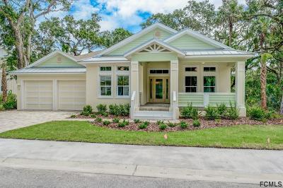 Palm Coast Single Family Home For Sale: 12 Shady Oak Lane