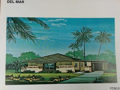 Palm Coast FL Single Family Home For Sale: $245,000