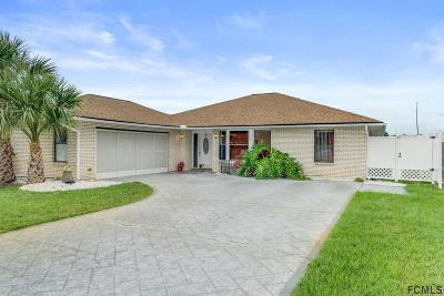 Palm Coast Single Family Home For Sale: 17 Cool Water Court