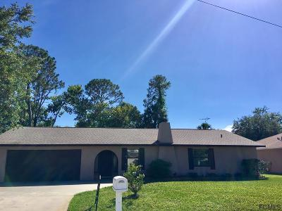 Palm Coast Single Family Home For Sale: 77 Bradmore Lane