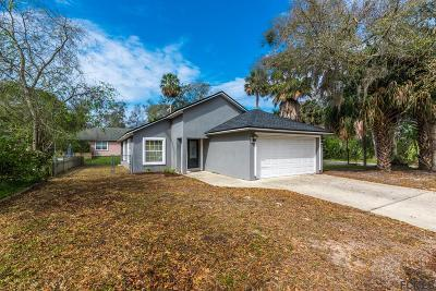 St Augustine Single Family Home For Sale: 2 Sidney St